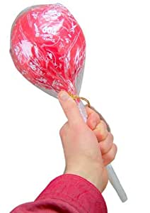 Amazon.com : Red Large Plastic Tootsie Pop with 8 Each ...  Red Tootsie Pop