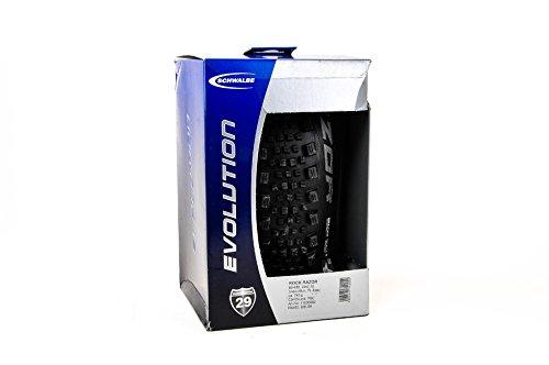 SCHWALBE Rock Razor SG TL Folding Tire, 29-Inch