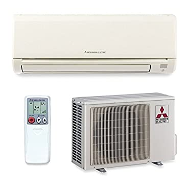 Mitsubishi 12,000 BTU Mini-Split Air Conditioner (MY-GL12NA)
