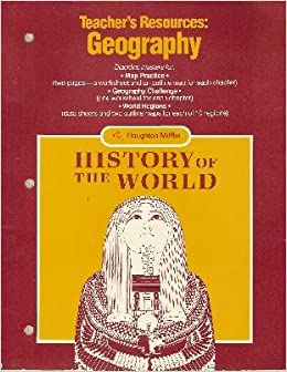 History Of The World (Teacher's Resources:Geography