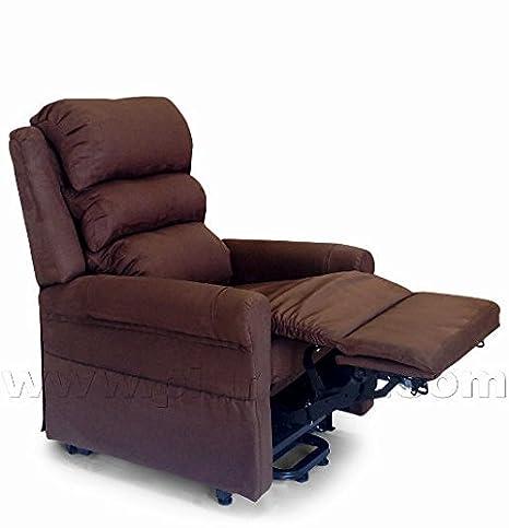 Poltrone Relax Per Anziani.Poltrona Relax Elettrica Alzapersona A Due Motori Okin Per Anziani E