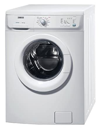 zanussi zwf12070w1 washing machine in white. Black Bedroom Furniture Sets. Home Design Ideas