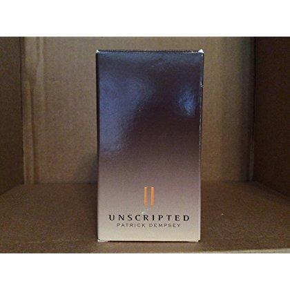Avon Unscripted II Patrick Dempsey Eau De Toilette Spray