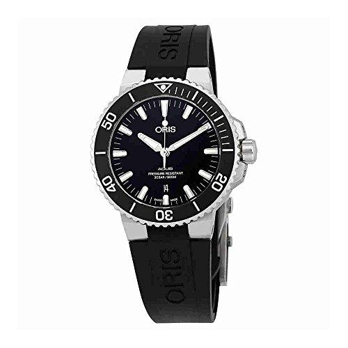 Oris-Aquis-Black-Dial-Automatic-Mens-Rubber-Watch-01-733-7730-4154-07-4-24-64EB