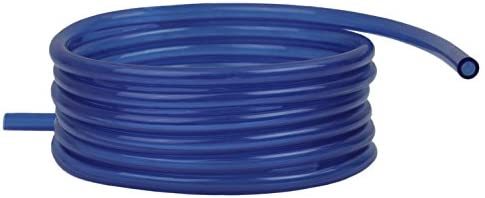 roll 3//16 blue polyurethane fuel line snowmobile 5 ft