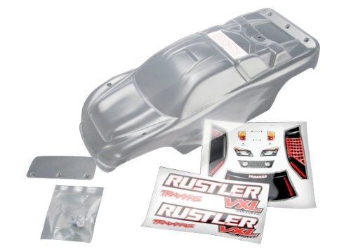 Traxxas Body Rustler (Clear) #3714