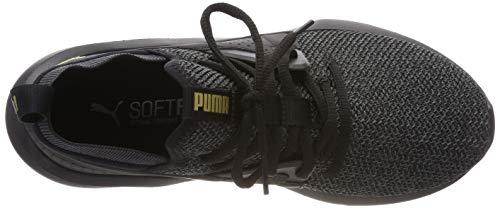 De Negro Emergence Puma Black Mujer Para Zapatillas Running Wn's Team puma Gold puma xRZqw0Zg