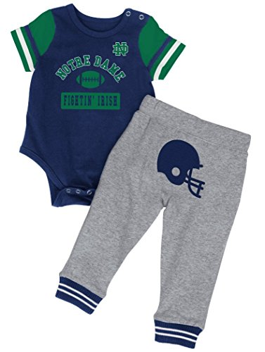 Notre Dame Fighting Irish NCAA Infant