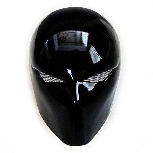 Custom Wearable Halloween Costume Cosplay Movie Prop Mask Gift Agent Venom Helmet MA201]()