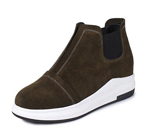 Studentessa scarpe scarpe casual scarpe all'interno della più alta scarpe signora Primavera e Autunno , US5.5 / EU35 / UK3.5 / CN35