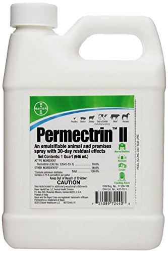 Bayer Permectrin II Insecticide, 32-Ounce