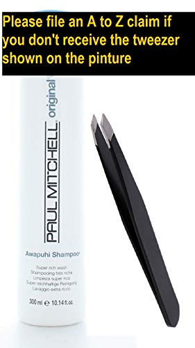 10.14 Ounce Awapuhi Shampoo - Awapuhi Shampoo, 10.14 oz +FREE PROFESSIONAL TWEEZER($15 VALUE)