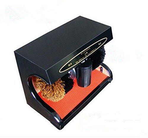 welljun 220V Shoe Polishing Cleaning Machine Consumer Electronic Gadget Wardrobe Footwear Style Shine