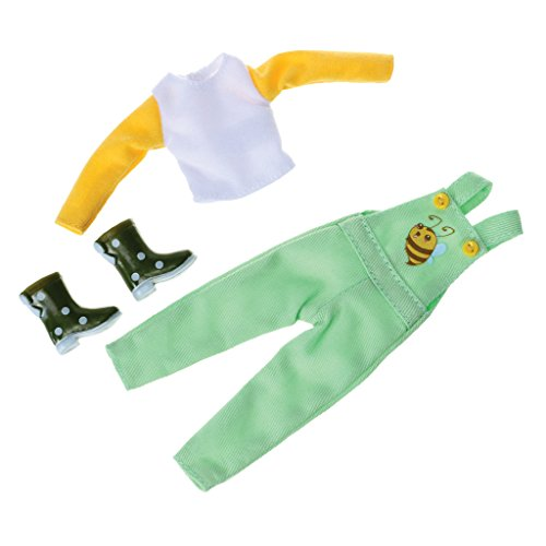 Lottie Doll Outfit Bee Yourself Clothing Set | Best Fun Gift for empowering Kids Ages 3 & up