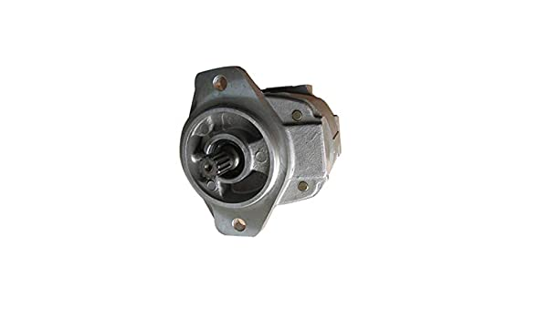 3 Month Warranty 705-11-34011 Hydraulic Pump Gear Pump for Komatsu WA120-1 WA120-1LC Pump Assy Wheel Loader Aftermarket Parts