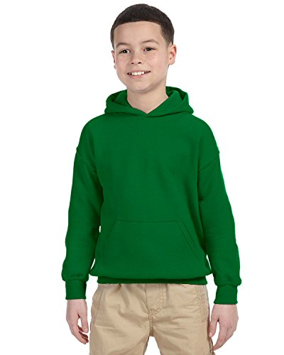 Indica Plateau Kids Hoodie Straight Outta Retirement X-Small Kelly Green Hoodie by Indica Plateau (Image #2)