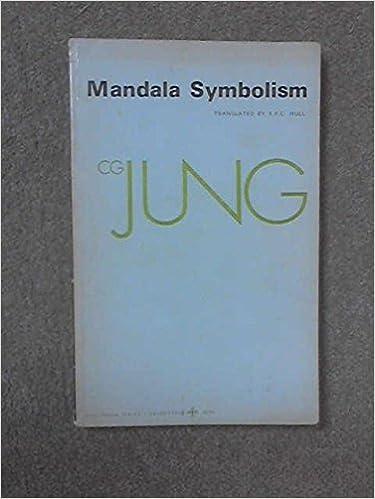 Mandala Symbolism Bollingen Series Carl Gustav Jung R F C