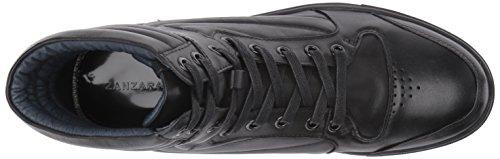 Zanzara Mens Vacdes Fashion Sneaker Zwart