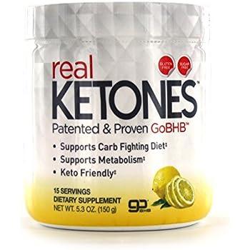 Amazon.com: Real Ketones Weight Loss Drink Mix, Citrus, 5