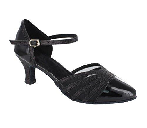 MGM-Joymod - Jazz Y Contempóraneo Mujer Style3 Pu Black/6cm Heel