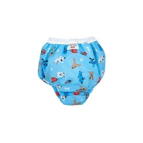 Kushies Potty Training Pants - Small - Woof Blue by Kushies   B00CBY7U10