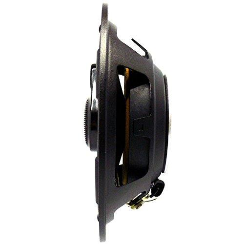 Inphase Lautsprecher 520W 3-Wege 16,5cm SXT1735 Koax incl Einbauset f/ür Chevrolet Cruze KL1J ab 2009