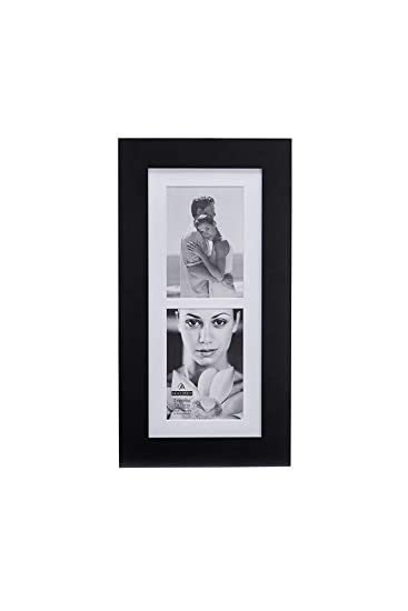 Amazoncom Malden 5x7 2 Opening Matted Collage Picture Frame