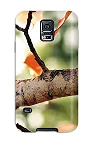 Cute Tpu CaseyKBrown Fall Tree Case Cover For Galaxy S5
