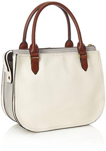 Satchel Cartables femme 13 Blanc 4x30 H 48 Multi Ryder Damentasche B Neutral cm nbsp; 97x25 Fossil T x qpRIxftnwX