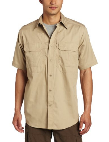 5.11 Tactical Taclite Pro Short-Sleeve Shirt (Card Wallet Triple)
