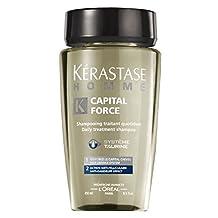 Kerastase Homme Captial Force Anti-dandruff Shampoo (250ml)