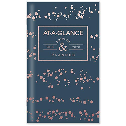AT-A-GLANCE 2019-2020 Monthly Planner 2 Year, 3-1/2
