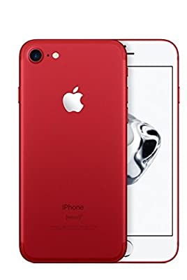 Apple iPhone 7 4G LTE Unlocked GSM Quad-Core Water-Resistant Smartphone w/ 12MP Camera