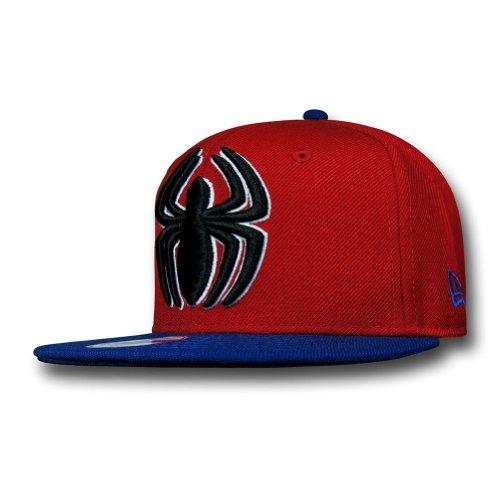 Spiderman Symbol Kids Red 9Fifty Cap
