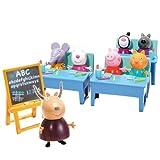 Peppa Pig - Vamos al cole (Bandai 84213)
