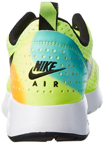 Nike Air Max Tavas Fb (Gs), Zapatillas de Running para Niños Amarillo (Volt / Black-Pink Blast-Total Orange)