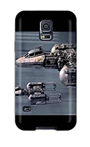 Premium [tOhdjlm8394thDul]star Wars Tv Show Entertainment Case For Galaxy S5- Eco-friendly Packaging