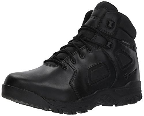 Bates Men's Seige Mid Waterproof Military and Tactical Boot, Black, 13.0 Extra Wide US