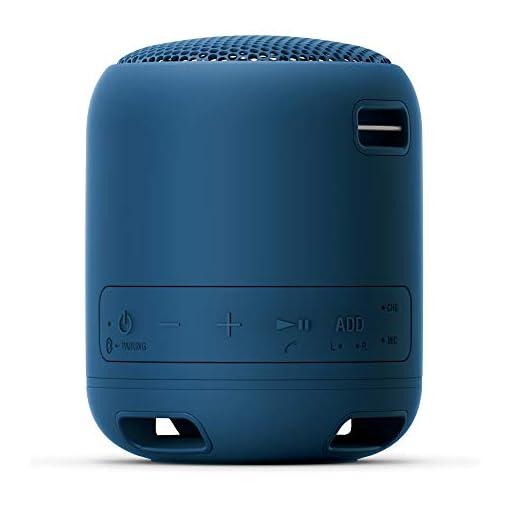 Sony SRS-XB12 Wireless Extra Bass Bluetooth Speaker