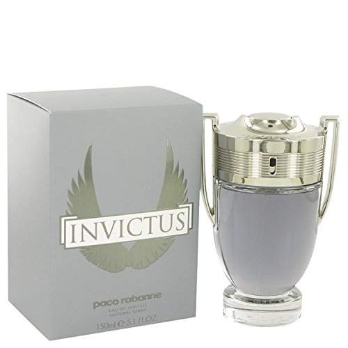 Invictus by Paco Rabanne Eau De Toilette Spray 5.1 oz