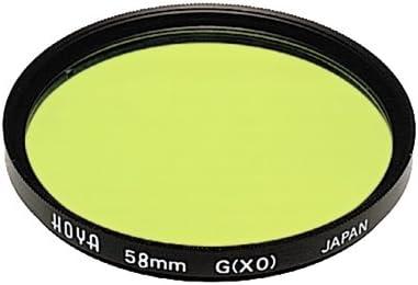 Yellow//Green Hoya 49mm HMC Screw-in Filter