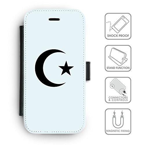 Flip PU Leather Wallet Case avec des fentes de carte de crédit // Q08490619 Religion 13 Bulles // apple iPhone 6s 2015