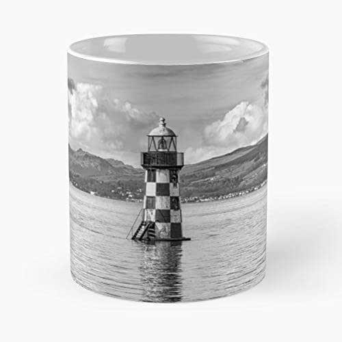 Amazon.com: River Clyde Lighthouse Port Glasgow