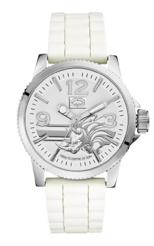 Marc Ecko Men's E09506G2 The Flint Sporty Resin Strap Watch