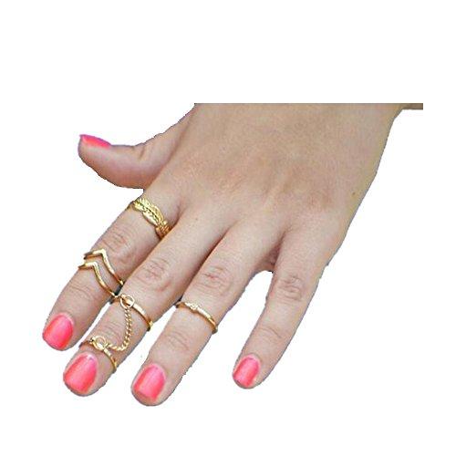 18k Asscher Ring - 6