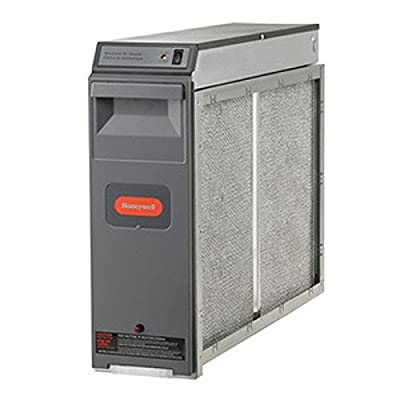 "Honeywell F300E1019 Electronic Air Cleaner, 16"" x 25"" with Performance Enhancing Post-Filter"