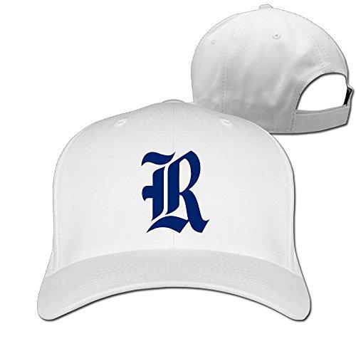 DETED Rice University Logo Sun Hat Cap - Marsh White Hours