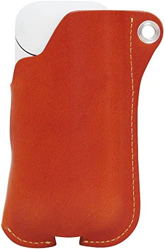 iQOS 栃木レザーケース キャメル アイコス 専用ケース 保護ケース カバー 天然皮革