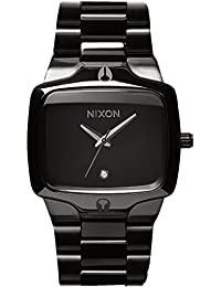 Nixon Men's Player Analog Watch in Color: All Black