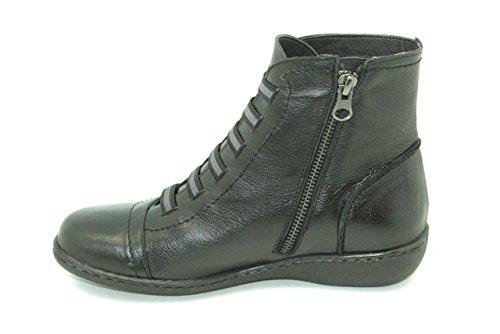 Botines de mujer Maria Jaen - modelo 1146N Negro